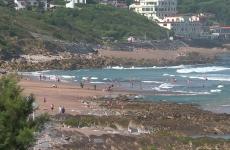 plaja franta