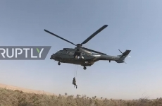 elicopter soldati