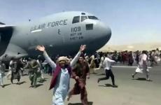 aeroportul din Kabul, Afganistan
