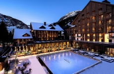 Chedi Andermatt hotel elvetia