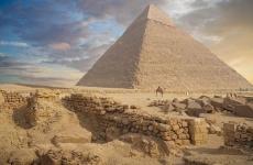 piramida egipt arheologic alexandria