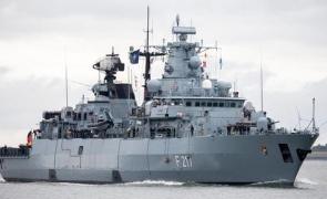 Bayern Wilhelmshaven nava frageta militara germania