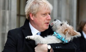 Boris Johnson caine
