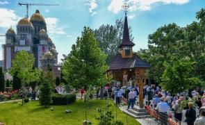 paraclisului Catedralei Mântuirii Neamului