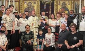 Părintele Sergiu Vlad