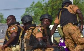 Burkina Faso militari