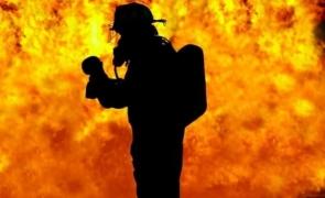 pompier incendiu incendii