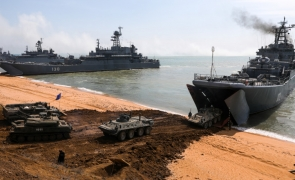 Crimeea marea neagra flota rusă nave