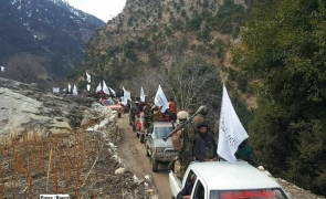 talibani Valea Panjshir