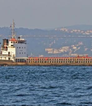 navă Cipru portul cipriot Vassiliko