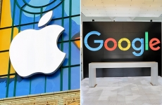 google apple google