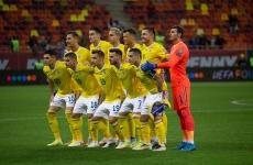romania Liechtenstein echipa