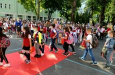 copii deschidere scoala