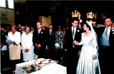 Principesa Margareta, nunta