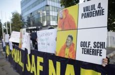 protest congres PNL