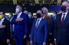 Congres, PNL, Klaus Iohannis, ludovic orban, florin cîțu