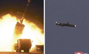 racheta coreea de nord