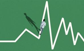 criza grafic crestere descrestere