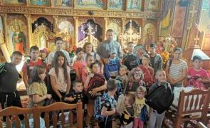 iustinian dacian oprea parinte copii campanie
