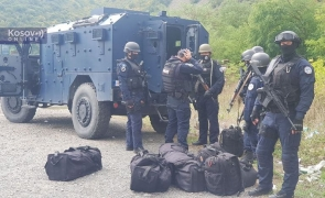 politie kosovo