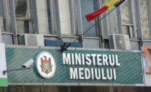 Ministerul Mediului, Apelor şi Pădurilor MMAP