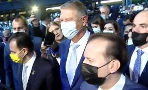 Klaus Iohannis, pnl, congres, florin cîțu, ludovic orban