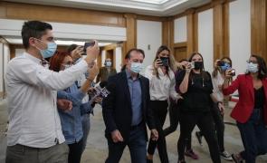 Inquam Florin Cîțu jurnaliste