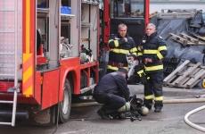 INCENDIU - BOLI INFECTIOASE Constanta pompieri