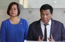 Rodrigo Duterte, sara duterte-carpio