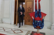 Inquam Marcel Ciolacu superman