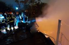 incendiu case Bucuresti