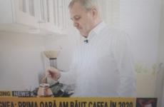 Dragnea cafea