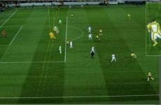 offside ofside fotbal
