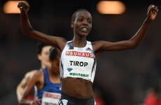 Agnes Tirop atletism