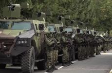 kosovo militari