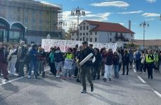 protest certifcat verde italia