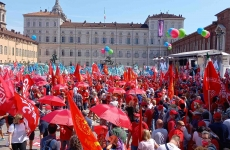 proteste antifasciste roma
