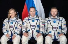 Klim Shipenko spatiu Iulia Peresild The challenge Oleg Noviţki