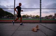 andrea marcato maratonist sport alergator miscare
