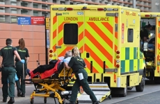 Marea Britanie covid spital