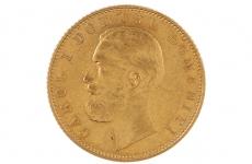 Moneda aur Carol al II-lea