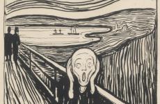 Edvard Munch tipatul scream