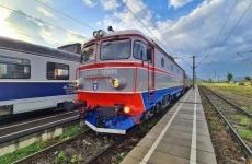 cfr locomotiva tren