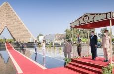 Klaus Iohannis Egipt